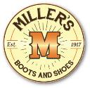 Miller's Boots & Shoes