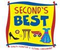 Seconds Best Consignment, logo