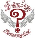 Indian Larry Motorcycles, logo