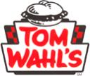 Tom Wahl's Eastview Mall, logo
