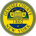 Genesee County Airport, logo
