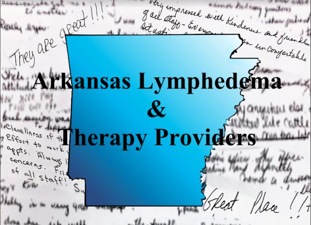 Arkansas Lymphedema & Physical: Alberson Stacy