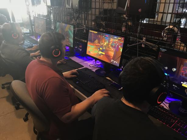 Player Haven: Game Lounge