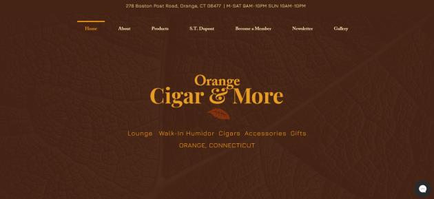 Orange Cigar & More