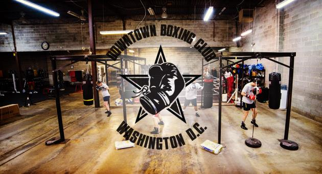 Downtown Boxing Club