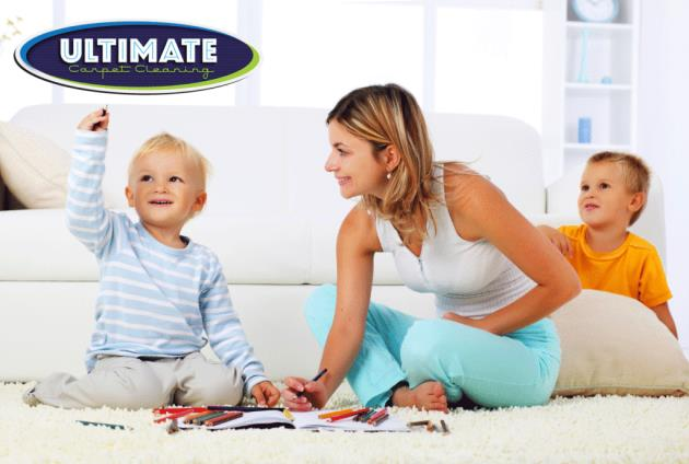 Ultimate Carpet Cleaning