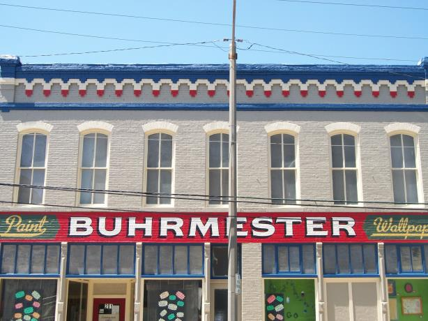 Buhrmester Paint & Wallpaper
