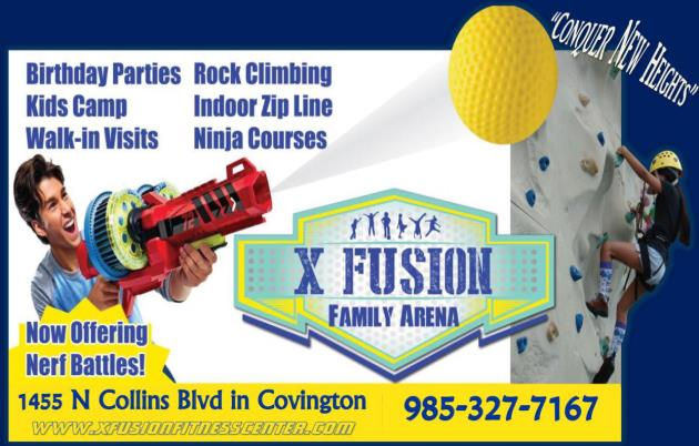 X Fusion Fitness Center