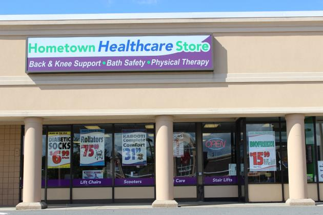 Hometown Healthcare Store