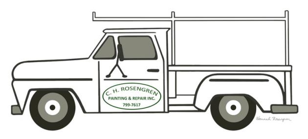 C H Rosengren Painting & Repairs