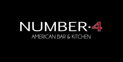 Number 4 American Bar & Kitchen