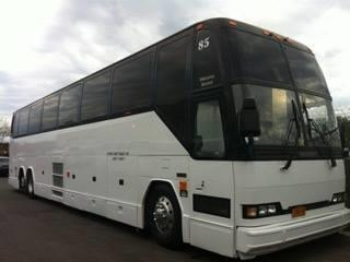 Nebraska Party Bus