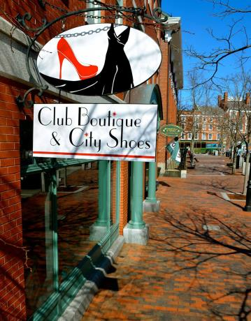 Club Boutique and City Shoes