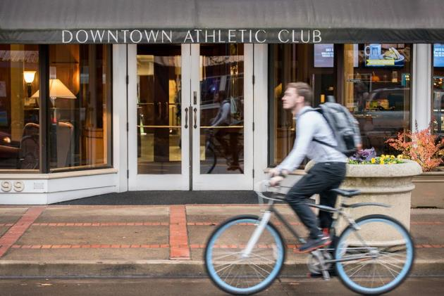 Downtown Athletic Club
