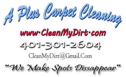 A Plus Carpet Cleaning in Rhode Island