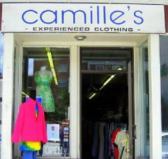 Camille's Experienced Clothing