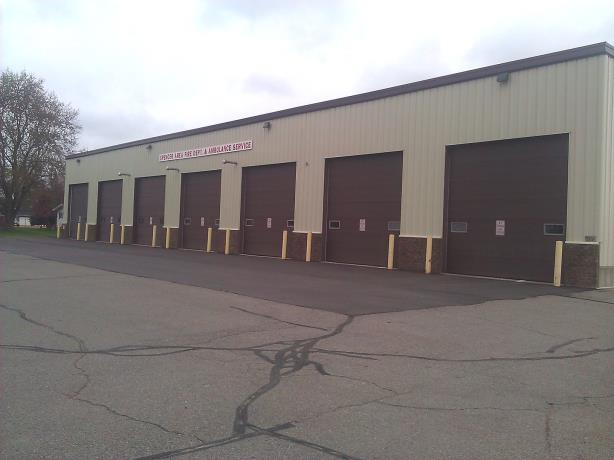 Spencer Area Fire Department