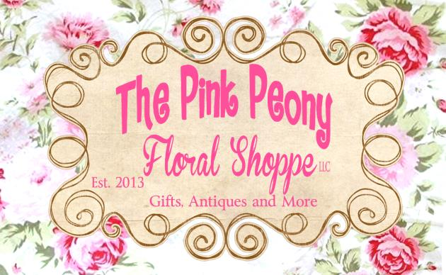 The Pink Peony LLC flower shop
